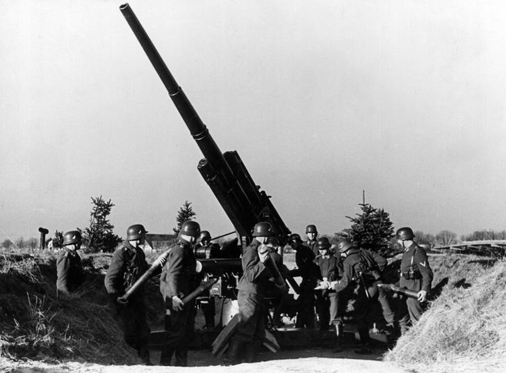 Фото №3 - Палочка-выручалочка калибра 88 мм. История самой грозной немецкой пушки