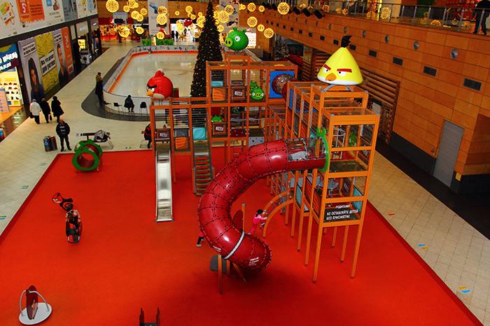 Фото №9 - МЕГА-развлечения для детей: 11 игровых площадок