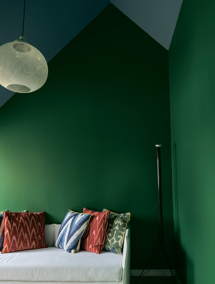 Фото №8 - Не только белый: модные оттенки для создания скандинавского интерьера