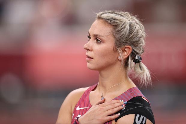 Фото №12 - Маникюр олимпийских чемпионок: 7 ярких идей