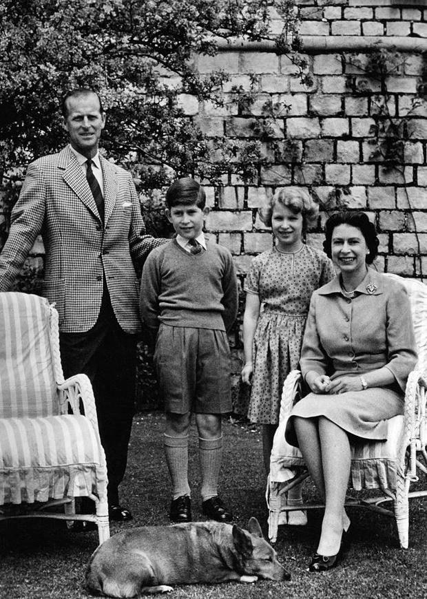 Фото №3 - 16 архивных фотографий в память о принце Филиппе