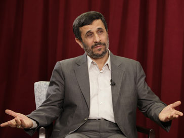 Махмуд Ахмадинежад (Mahmoud Ahmadinejad) пошел на контакт с мировым сообществом