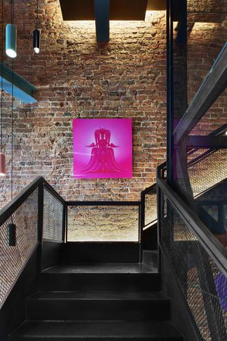 Фото №3 - Дизайн-отель, галерея, арт-резиденция: как современное искусство заняло 4 этажа Wynwood