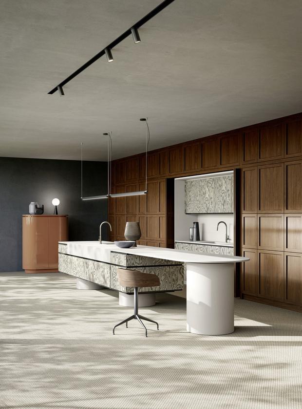 Фото №6 - Выгодный союз: кухонный остров + обеденный стол