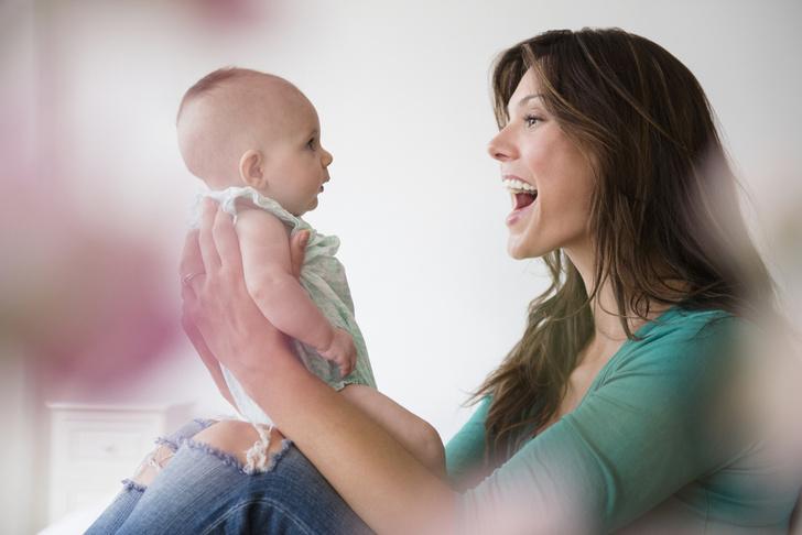 Как развивается речь у ребенка по месяцам