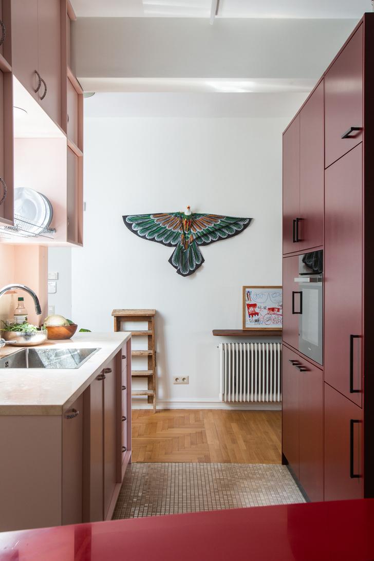 Фото №5 - Буйство красок: квартира в Афинах