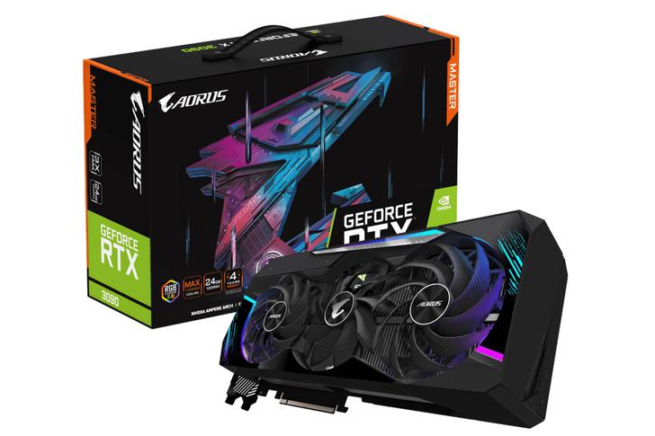 Фото №3 - GIGABYTE анонсирует семейство графических плат AORUS GeForce RTX 30-й серии