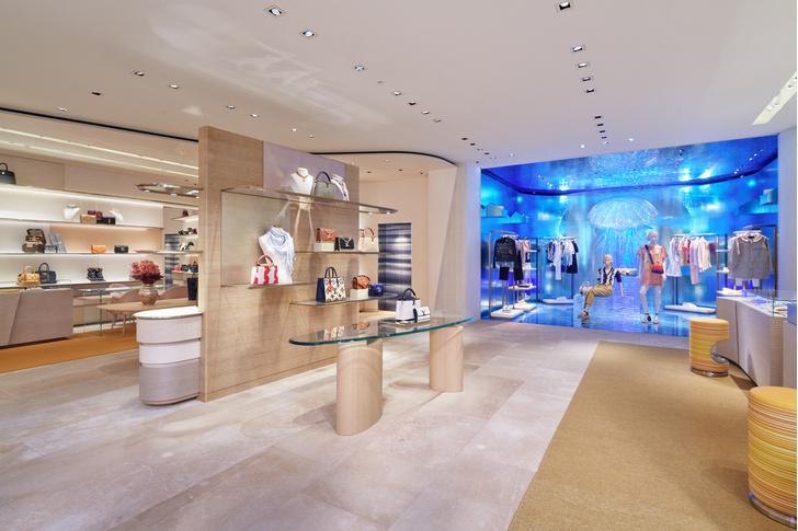 Фото №4 - Флагман Louis Vuitton в Токио: проект Джуна Аоки и Питера Марино