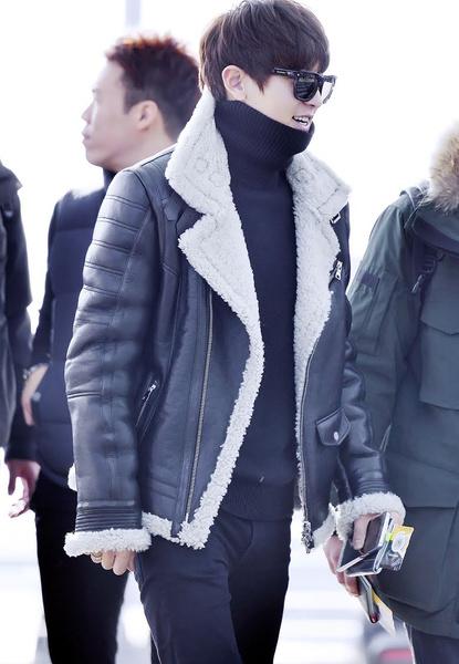 Фото №2 - K-pop style: разбираем стиль Чанёля из EXO