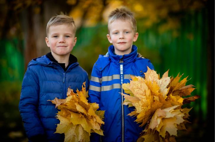 Фото №22 - Детский фотоконкурс «Собираем гербарий»: выбирай лучшее фото