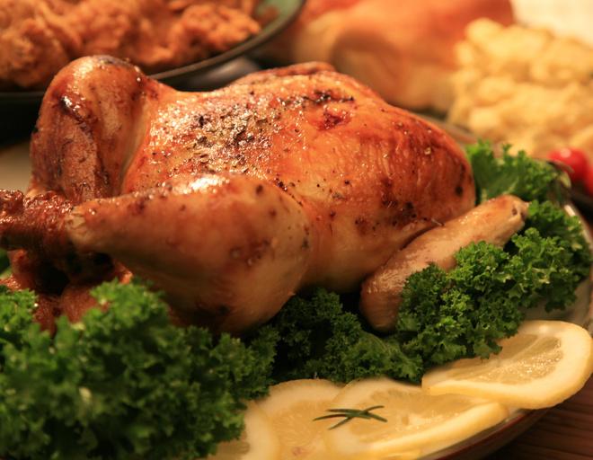 Рецепт курицы тандури