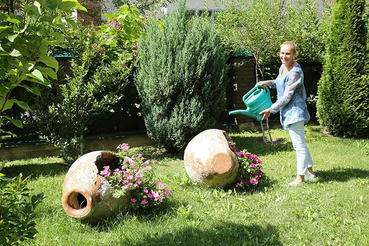 Фото №6 - Алена Яковлева: «Я сделала это! Построила дом одна»