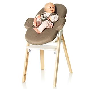 Фото №2 - Каждому - свое:  многофункциональный детский стул Stokke® Steps™  для каждого этапа развития ребёнка