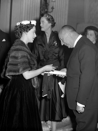 Фото №4 - Модная дружба: принцесса Маргарет и ее особые отношения с Кристианом Диором