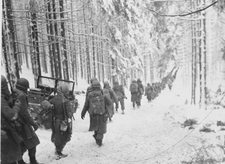 Фото №5 - Конец операции «Гриф»: как немцы в американскую униформу переодевались и что из этого вышло