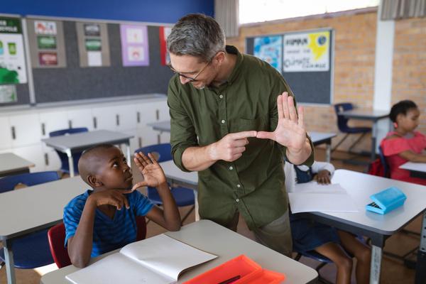 Фото №2 - Тест: правда и мифы о языке жестов