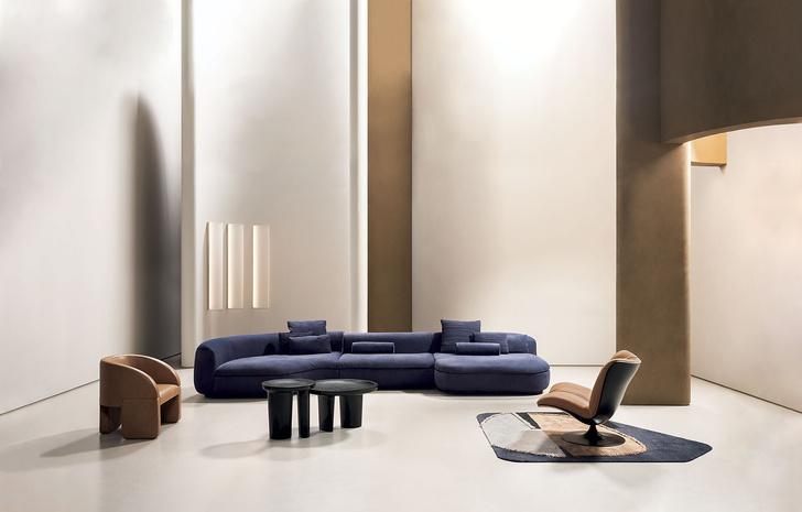 Фото №1 - В верном направлении: новая коллекция мебели Baxter