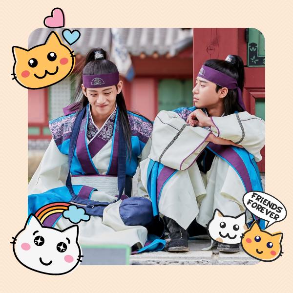 Фото №1 - 7 компашек из корейских дорам, чьей дружбе нельзя не позавидовать 😍
