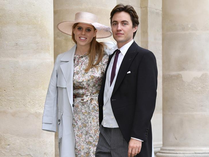 Фото №2 - Новый скандал Йоркских: мужа принцессы Беатрис подозревают в романе с бывшей невестой