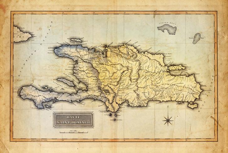 Фото №1 - Какой остров Колумб назвал Эспаньолой?