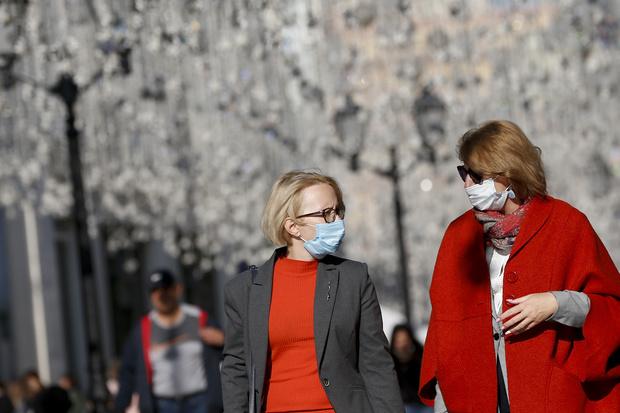 Фото №2 - Эксперт уверен, что пик новой заболеваемости COVID-19 в России можно ждать через две недели