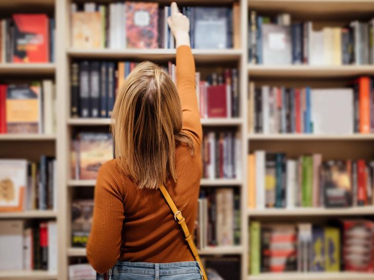 Фото №2 - Практика цундоку: зачем покупать книги, но не читать их