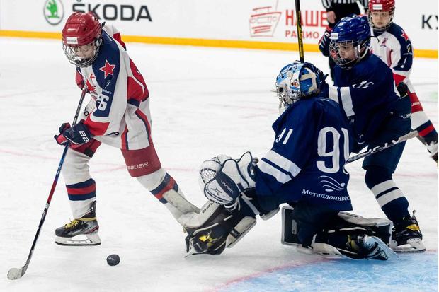 Фото №3 - В Уфе завершился восьмой Международный юношеский хоккейный турнир «КУБОК ŠKODA»