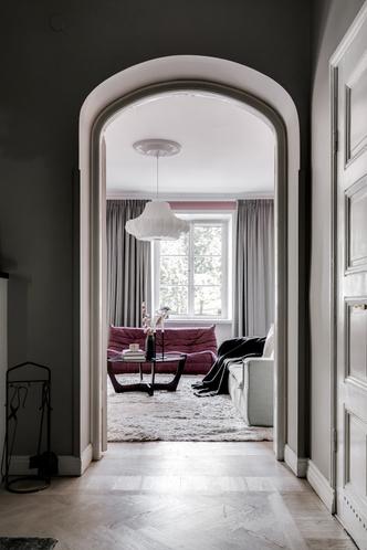 Фото №4 - Квартира шведского модного блогера Марго Дитц