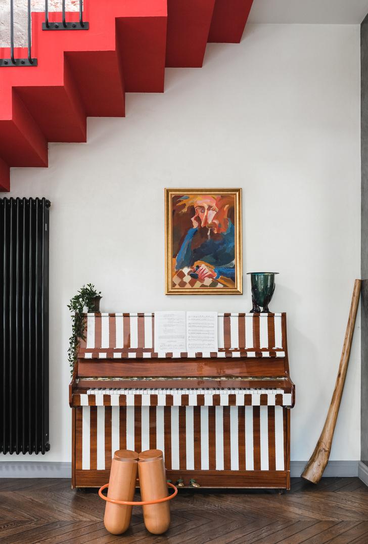 Фото №10 - Дом с историей: в гостях у архитектора Владимира Чувашева