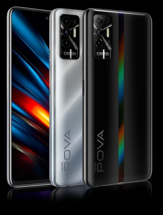 Фото №3 - Для геймеров и любителей портретных фото: бренд TECNO представил новые модели смартфонов