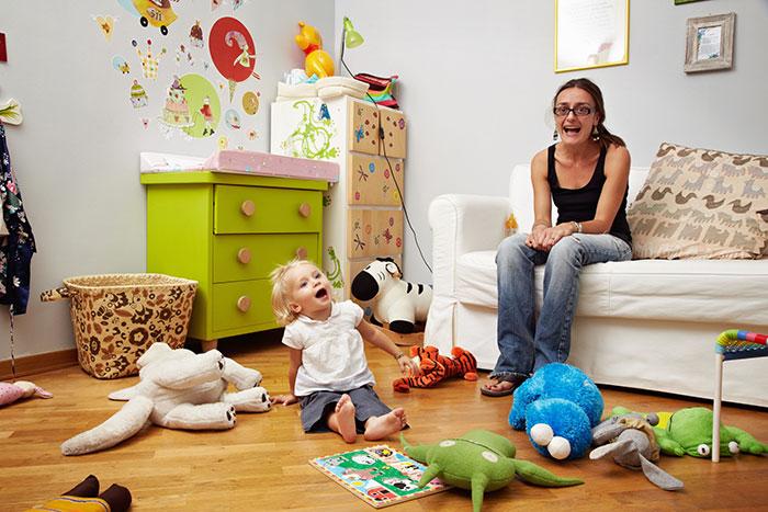 Фото №4 - Мама - тактик и стратег: 6 воспитательных маневров