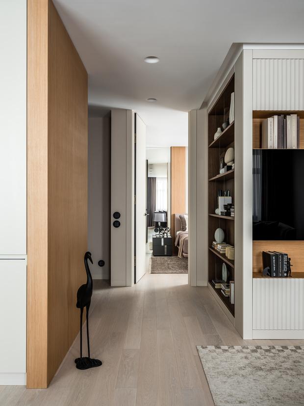 Фото №8 - Лаконичная квартира с черными акцентами