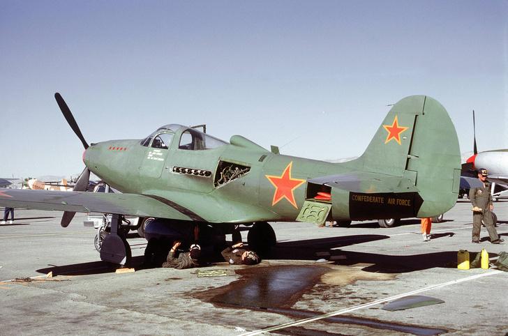 Фото №3 - «Аэрокобра» Покрышкина: американская хищница для советских асов