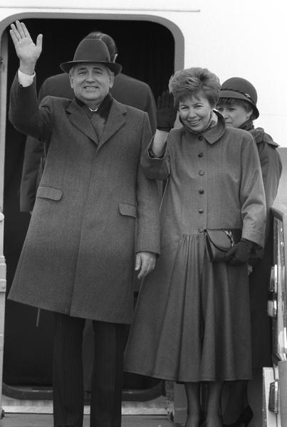 Фото №8 - Женщина с огромным сердцем и нелегкой судьбой: все о Раисе Горбачевой — единственной официальной первой леди СССР