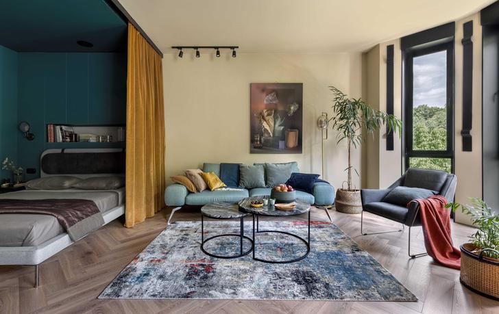 Фото №4 - Интерьер квартиры-студии: 6 полезных советов