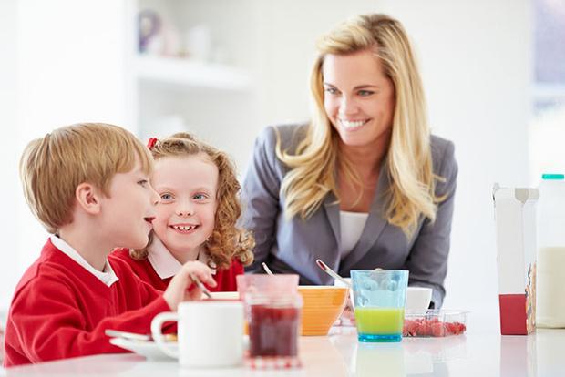 Фото №2 - Успеть везде: 10 секретов работающих мам