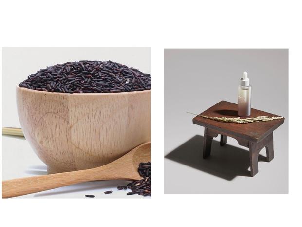 Фото №1 - Eco-ELLE: корейские средства для умывания с экстрактом черного риса