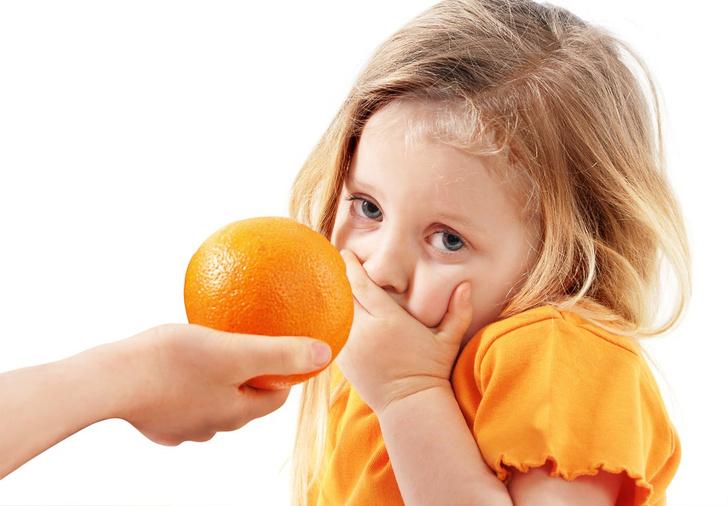 проблема с едой у ребенка