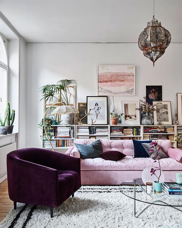 Фото №4 - Стеллаж в гостиной: лучшие идеи и решения