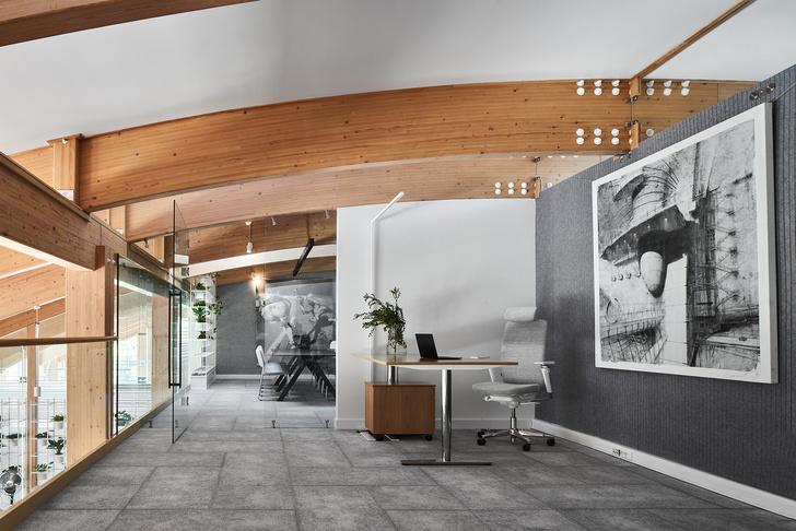 Фото №9 - Уютный офис в скандинавском стиле с верандой в Петербурге