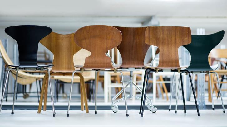 Фото №8 - Дизайнер Катя Карлинг о музее Möbel Design Museum