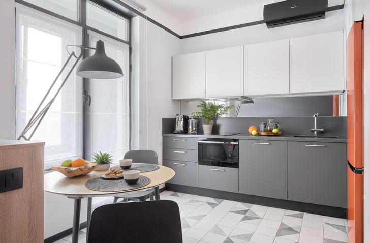 Фото №7 - Стильные апартаменты 31 м² для сдачи в аренду в Москве