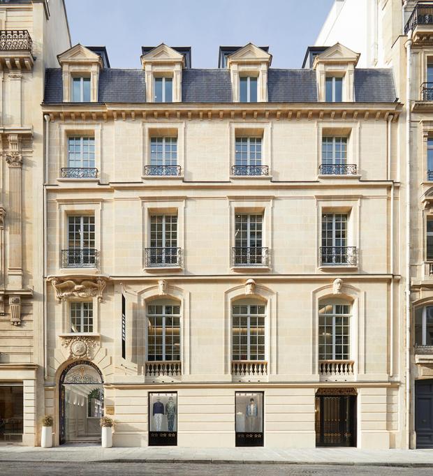 Фото №11 - Бутик Kith в особняке XVIII века в Париже