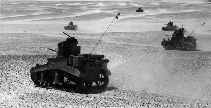 Фото №8 - Стальная жуть: самые уродливые танки Второй мировой