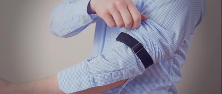 Фото №7 - 5 способов закатать рукава рубашки на все случаи жизни