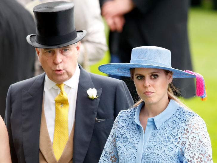 Фото №2 - Дочь как прикрытие: как принц Эндрю подставил принцессу Беатрис