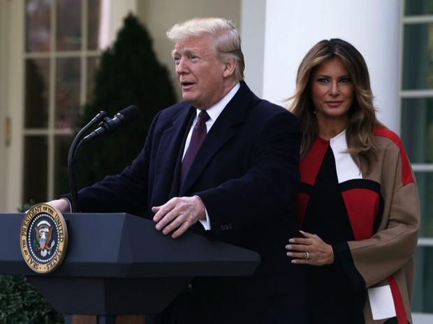 Фото №2 - «Их брак— просто сделка»: откровения бывшей подруги Мелании Трамп