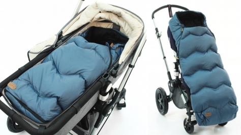 Фото №2 - Конверты Voksi: скандинавская забота о малыше во время прогулок