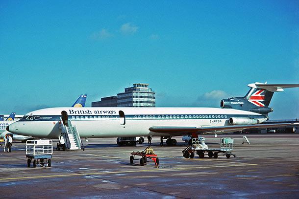 Фото №2 - 15 самых быстрых пассажирских самолетов