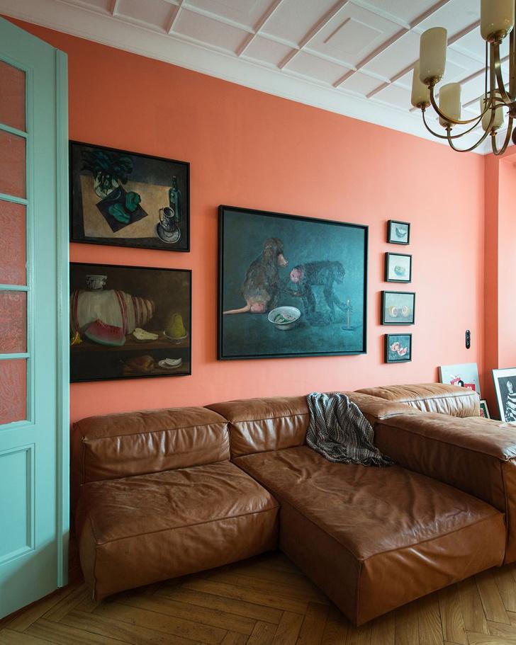 Фото №3 - Маленькая квартира с ярким характером в Берлине
